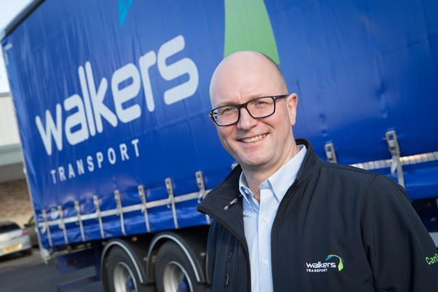 Richard Simpson - CEO of Walkers Transport